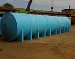 Емкость для воды на 70 кубов производитель AlePlast